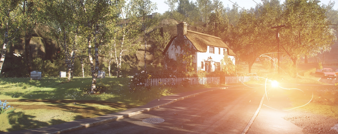 Everybody's Gone to the Rapture   Best Emotional Artistic Game Achievement 2016