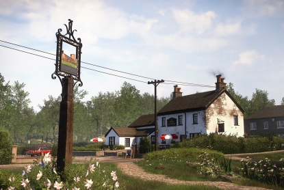 Everybody's Gone to the Rapture — (The Chinese Room - Sony)