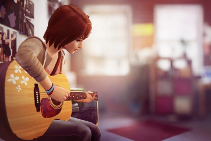 Life Is Strange — (Dontnod Entertainment - Square Enix Limited)
