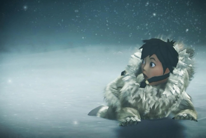Never Alone — (Kisima Ingitchuna) (E-line media)