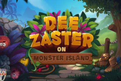 Dee Zaster on Monster Island (Glance Creative Ltd.-Prime Apps Ltd.)